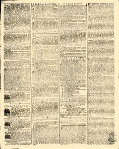 Gazetteer and New Daily Advertiser, August 18, 1766, p. 3