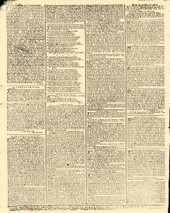 Gazetteer and New Daily Advertiser, August 18, 1766, p. 4