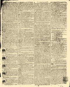 Gazetteer And New Daily Advertiser, August 19, 1766, Page 3