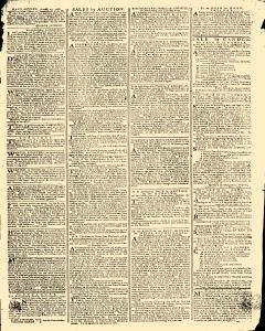 Gazetteer and New Daily Advertiser, August 21, 1766, p. 3