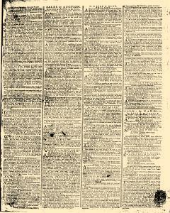 Gazetteer and New Daily Advertiser, August 23, 1766, Page 3
