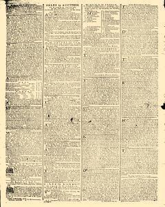 Gazetteer and New Daily Advertiser, August 29, 1766, Page 3