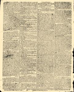 Gazetteer and New Daily Advertiser, September 10, 1766, Page 4