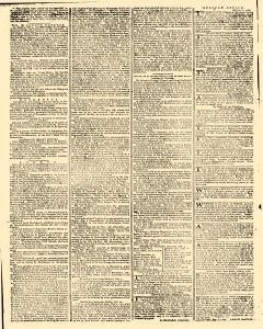 Gazetteer and New Daily Advertiser, October 06, 1766, p. 2