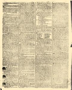 Gazetteer and New Daily Advertiser, October 06, 1766, p. 3