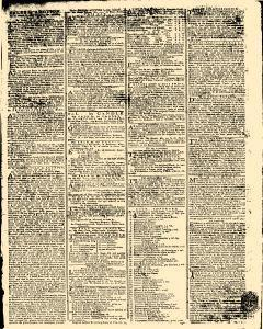 Gazetteer and New Daily Advertiser, October 17, 1766, Page 3