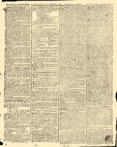 Gazetteer and New Daily Advertiser, October 23, 1766, Page 3