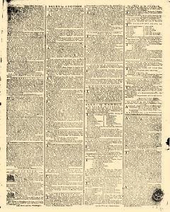 Gazetteer and New Daily Advertiser, October 29, 1766, Page 3