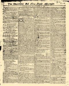 Gazetteer And New Daily Advertiser, October 30, 1766, Page 1