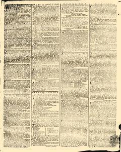 Gazetteer and New Daily Advertiser, November 12, 1766, Page 3