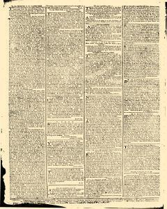 Gazetteer and New Daily Advertiser, November 12, 1766, Page 4