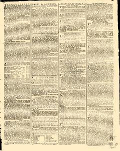 Gazetteer and New Daily Advertiser, November 21, 1766, Page 3