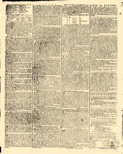 Gazetteer and New Daily Advertiser, November 29, 1766, Page 3