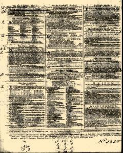 General Advertiser, January 04, 1745, Page 4