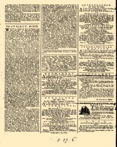 General Advertiser, January 07, 1745, Page 2