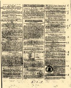 General Advertiser, January 20, 1745, Page 3
