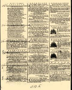 General Advertiser, January 23, 1745, Page 2