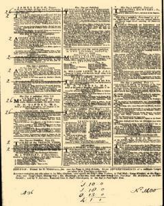 General Advertiser, January 25, 1745, Page 4