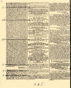 General Advertiser, January 30, 1745, Page 2