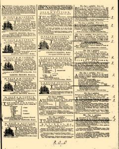General Advertiser, January 30, 1745, Page 3