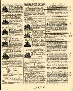 General Advertiser, January 31, 1745, Page 3