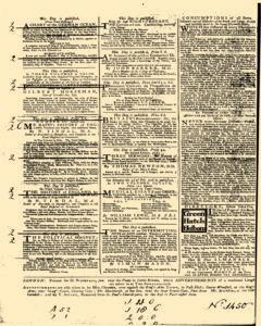 General Advertiser, January 31, 1745, Page 4
