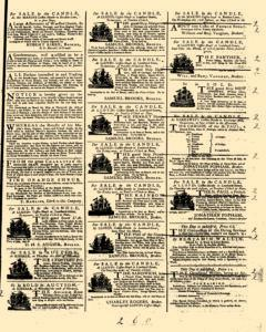 General Advertiser, February 04, 1745, Page 3