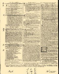 General Advertiser, February 13, 1745, Page 4