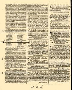 General Advertiser, February 14, 1745, Page 2