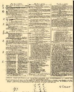 General Advertiser, February 14, 1745, Page 4