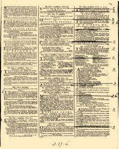 General Advertiser, February 22, 1745, Page 3