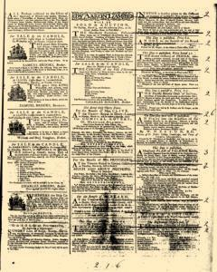 General Advertiser, February 24, 1745, Page 3