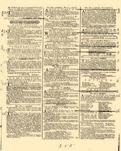General Advertiser, April 10, 1745, Page 3