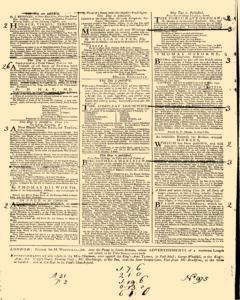 General Advertiser, April 10, 1745, Page 4