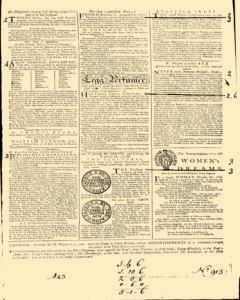 General Advertiser, April 20, 1745, Page 4