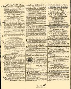 General Advertiser, April 24, 1745, Page 2