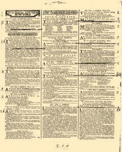 General Advertiser, April 24, 1745, Page 3