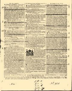 General Advertiser, April 24, 1745, Page 4