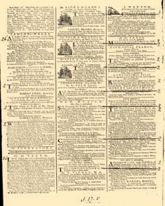 General Advertiser, May 15, 1745, Page 2