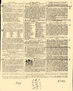 General Advertiser, May 22, 1745, Page 4