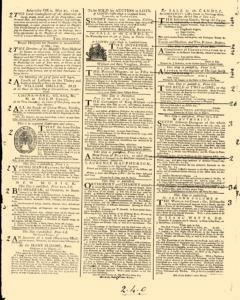 General Advertiser, May 29, 1745, Page 2