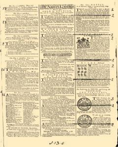 General Advertiser, May 29, 1745, Page 3