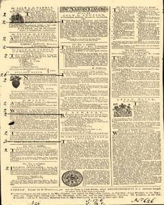 General Advertiser, August 14, 1745, Page 2