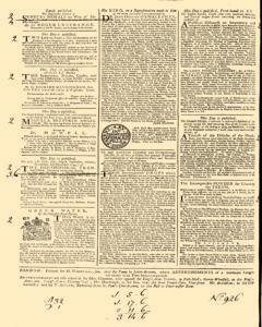 General Advertiser, November 06, 1745, Page 4