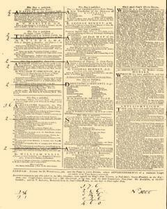 General Advertiser, November 15, 1745, Page 4