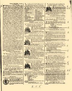 General Advertiser, November 26, 1745, Page 3