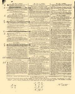 General Advertiser, November 26, 1745, Page 4