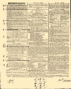 General Advertiser, December 16, 1745, Page 4