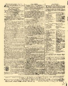 General Advertiser, January 05, 1746, Page 4