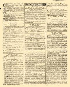 General Advertiser, January 07, 1746, Page 3